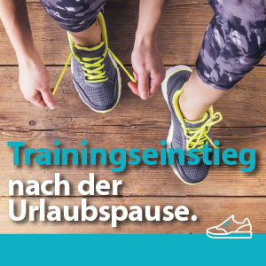 Trainingseinstieg